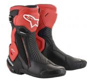 Alpinestars SMX Plus Boot Black/Red